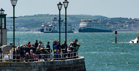 IOW Ferry Wightlink