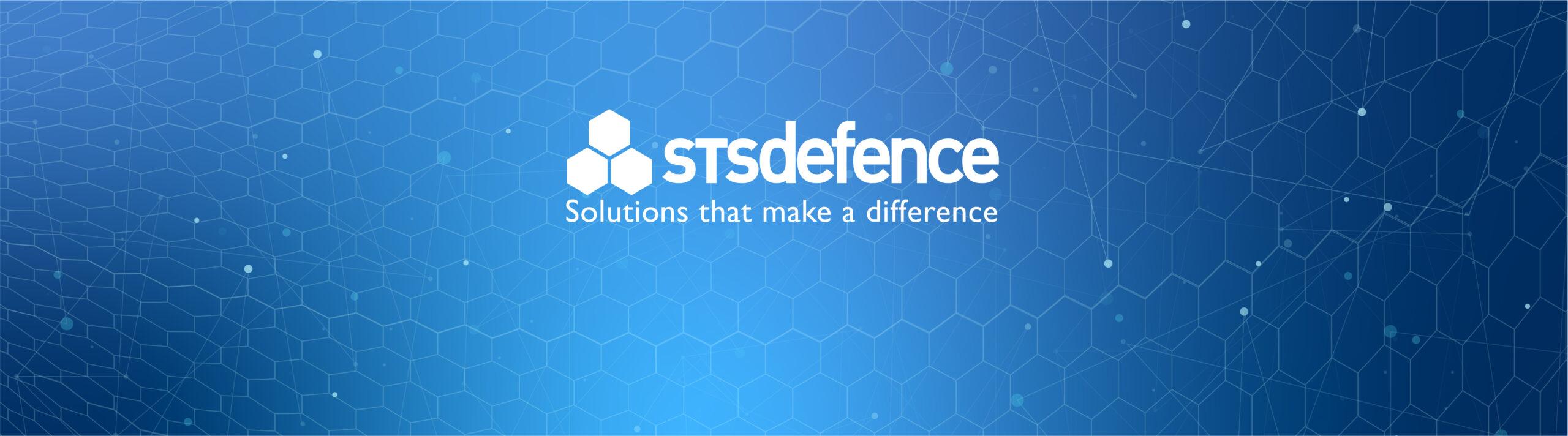 STS Defence Hex grid banner
