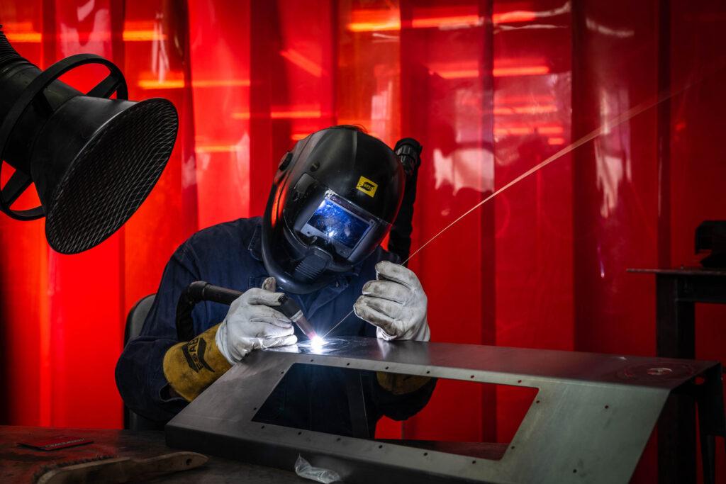 Fabrication and Welding Welder