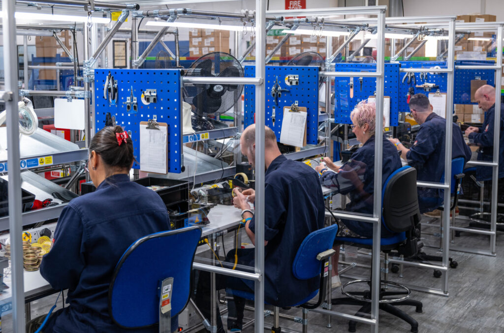 Production Operatives Design and Manufacturing